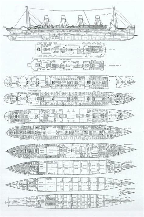 titanic plans r m s titanic photo 6973647 fanpop