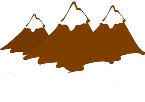 mountain clipart mountain clipart png clipartsgram
