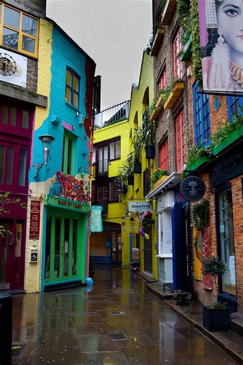 Neal S Yard Covent Garden by The Nicest Pictures Neal S Yard