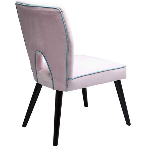 stuhl rosa samt stuhl polsterstuhl esszimmerstuhl samt pastell pink rosa
