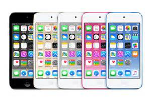 ipod touch 6th generation colors apple ipod touch 6th 2015 price release specs