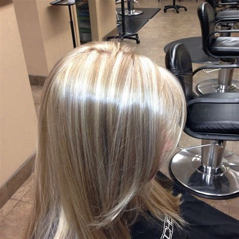 pics of platinum blonde highlights shiny platinum blonde highlights highlights hairsalon