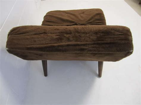 Two Person Chaise Lounge Adrian Pearsall Two Person Wave Chaise Lounge Sofa Mid Century Modern At 1stdibs
