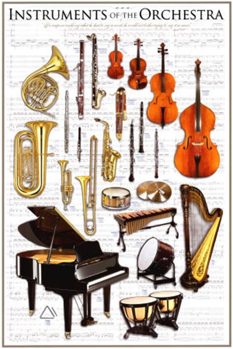 what instruments can be found in the jazz rhythm section learning the 4 major insturments groups of the orchestra