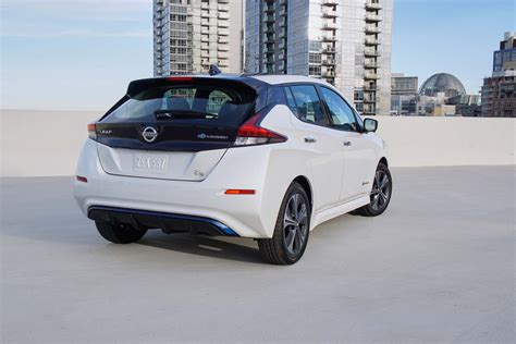 2019 Nissan Leaf by 2019 Nissan Leaf Plus Vs Leaf A Look At The Differences