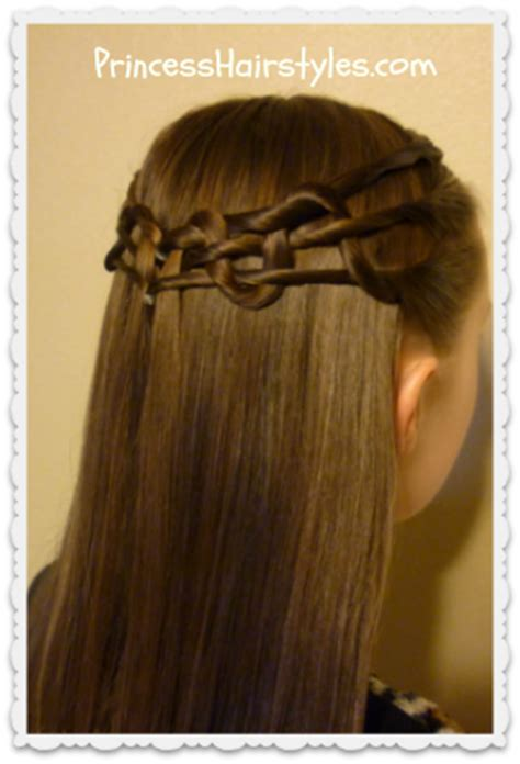 tie back hairstyles snake weave tie back hairstyle hairstyles for girls