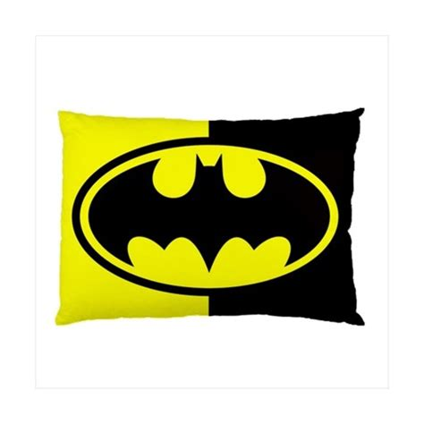 Batman Pillow Cases by Batman The Pillow On Stuff