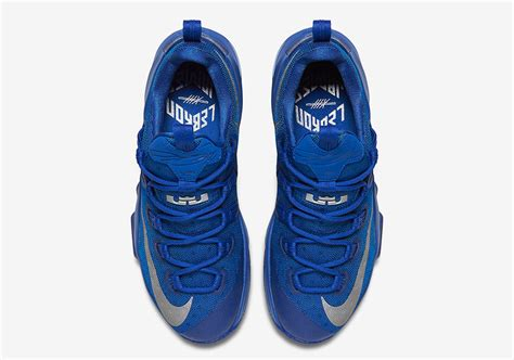 Sepatu Basket Lebron 13 Xiii Elite Royal Blue 13 kentucky bleu