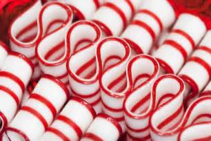 peppermint ribbon candy photograph by kathy clark