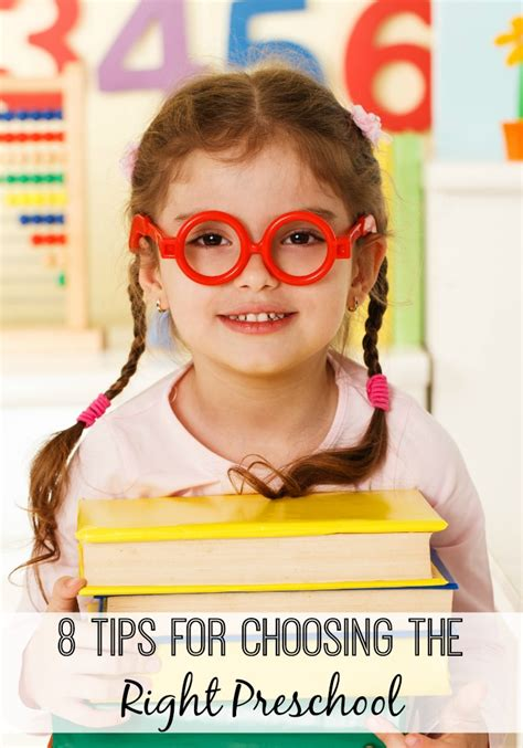 8 tips for choosing the right preschool any two