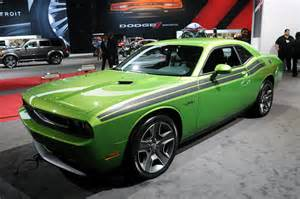 Dodge Challenger Green With Envy For Sale 2011 Dodge Challenger R T 171 Green With Envy 187 Cars