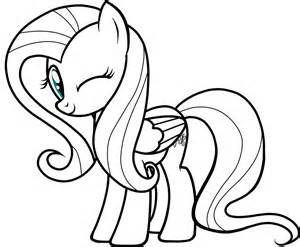 coloring book pages my pony fluttershy my pony coloring fluttershy