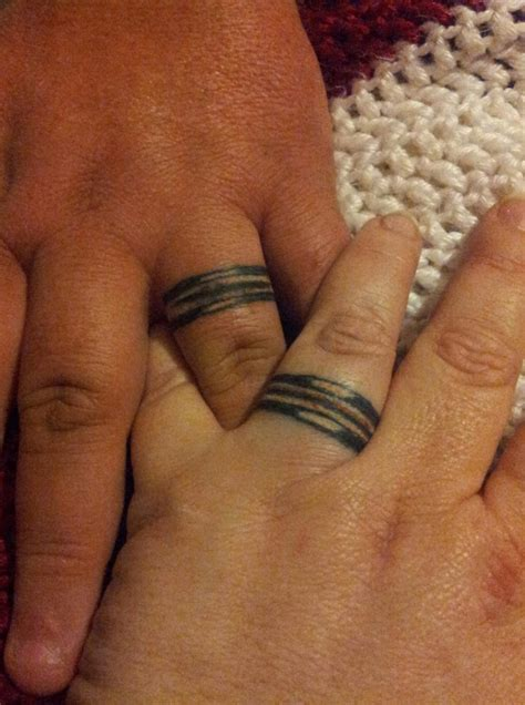 couples ring tattoos wedding ring tattoos designs ideas and meaning tattoos