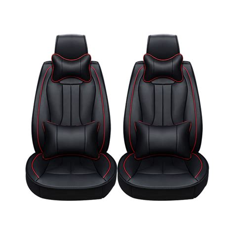 Seat Covers For Jeep Compass 2 Pcs Leather Car Seat Covers For Jeep Grand 2016