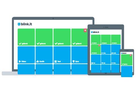navigiere zu zuhause blink it app der einfachste weg lerninhalte zu