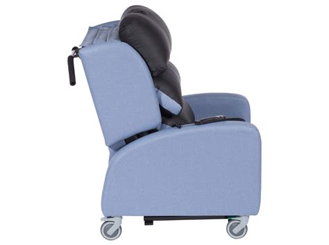 hire recliner chair pro axis 40 25 r 318kg nightingale beds