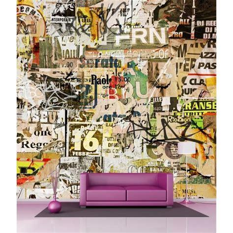 sticker mural geant papier graffiti      achat