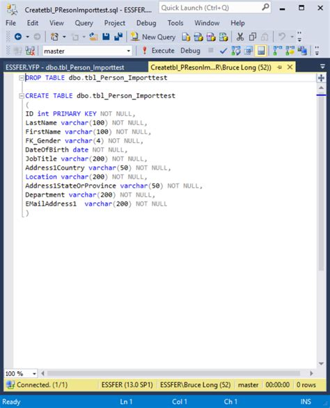 format file bulk insert bulk insert with format file not skipping column in