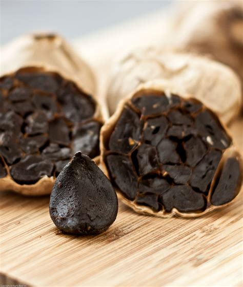 black garlic bread with chocolate olive oil black garlic the