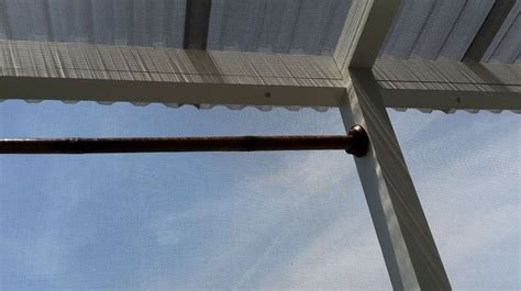 outdoor drapery rods 17 best ideas about outdoor curtain rods on pinterest