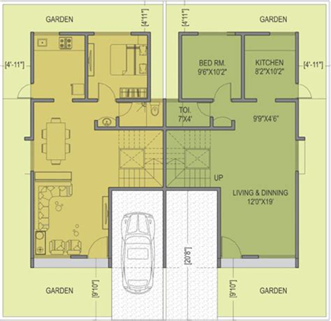 Ground Floor Of A Twin Bungalow In Leela Greens Talegaon | ground floor of a twin bungalow in leela greens talegaon