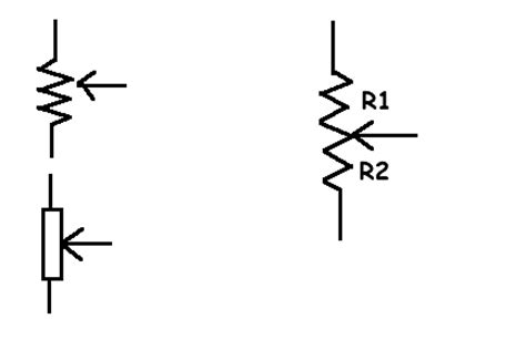 simbol resistor potensiometer schematic symbol for rheostat get free image about wiring diagram
