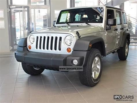 2011 Jeep Wrangler Unlimited Horsepower 2011 Jeep Wrangler Unlimited Sport Car Photo And Specs