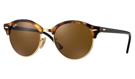 Rb4246 Sunglasses Ban ban rb4246 clubround sunglasses tortoise brown