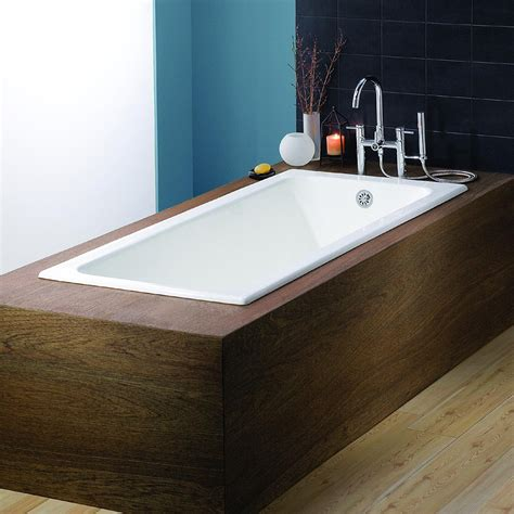 Drop In Bathtub cheviot drop in cast iron bathtub lowe s canada