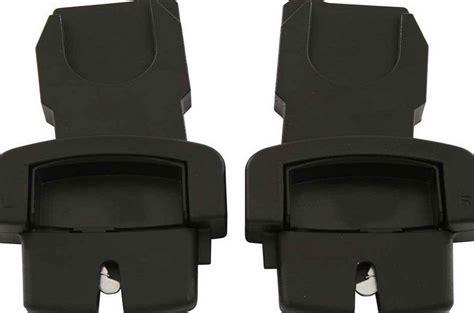 Oyster Gem Car Seat Adaptor babystyle oyster car seat adaptors review compare