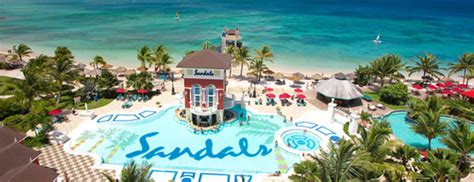 can go to sandals resorts resorts
