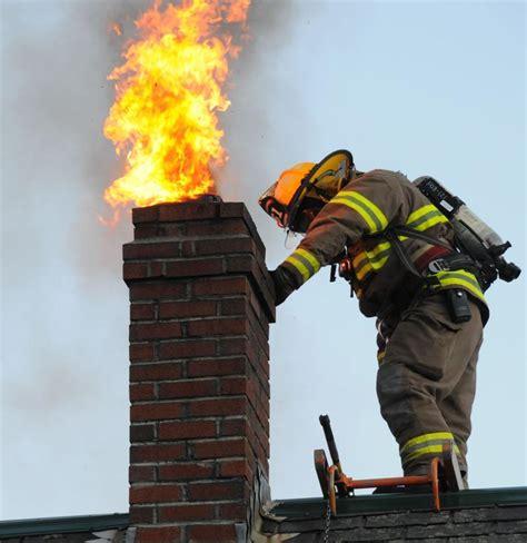 Wildfire Spectators Cause Problems chimney chimneys