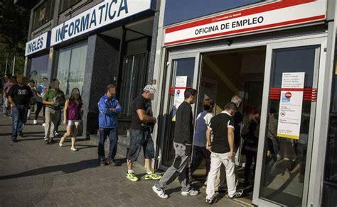 oficina desempleo madrid la seguridad social roza los 19 millones de afiliados