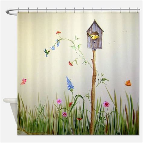 shower curtains with birds on them bird shower curtains bird fabric shower curtain liner