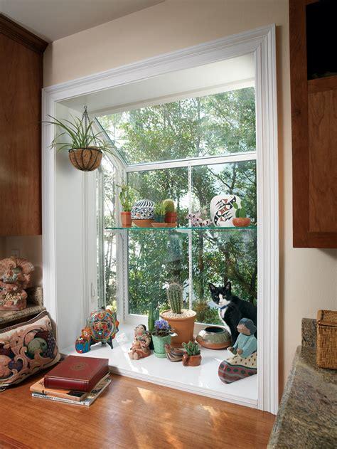 garden window decorating ideas  brighten   home