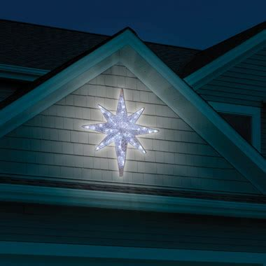 of bethlehem light outdoor the prismatic of bethlehem light show hammacher