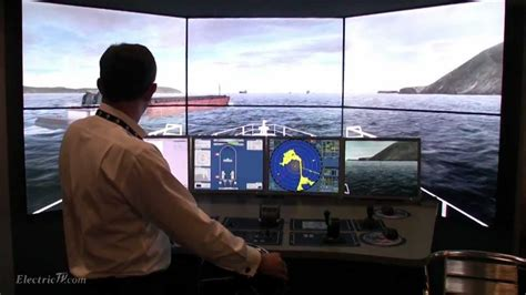 boat simulator vr virtual reality ships bridge training simulator demo by