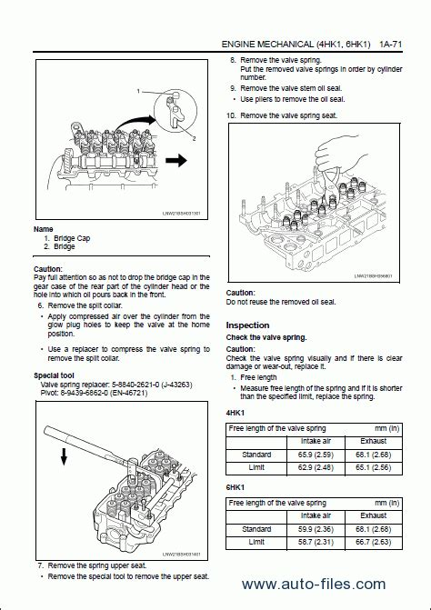 online car repair manuals free 2007 isuzu i 290 seat position control hitachi engine manual 4hk1 6hk1 isuzu repair manuals download wiring diagram electronic