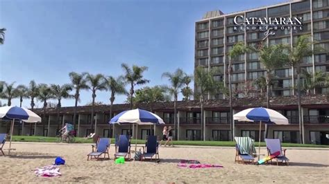 catamaran resort hotel video catamaran resort hotel and spa san diego youtube