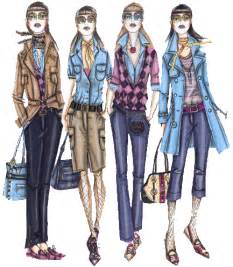 Sketch Design Online Clothing Design Sketches