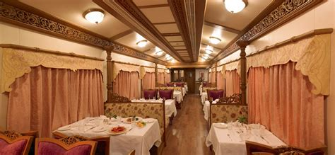 india luxury train the golden chariot luxury train travel south india