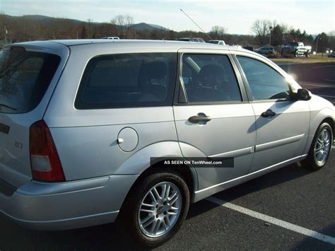 2003 Ford Focus Reviews by 2003 Ford Focus Ztw Wagon Review