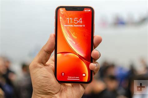 iphone xr hands  review digital trends