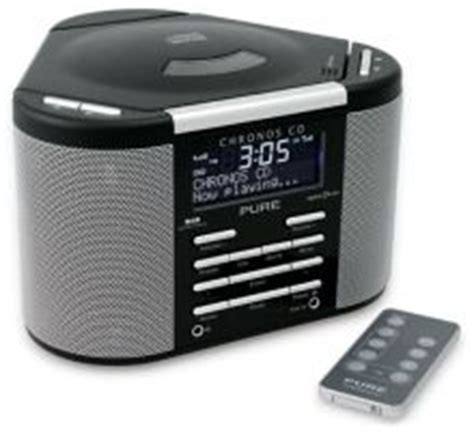 the alarm clock of the future to feature radio and mp3 cd player