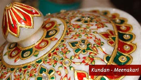 Home Decor Blogs From India kundan meenakari jaipur rajasthan india gaatha