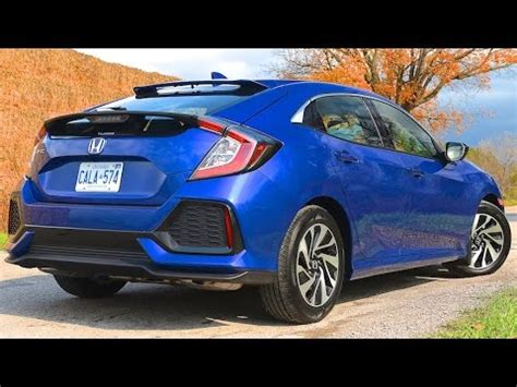 2017 honda civic hatchback review  worth the money?? youtube