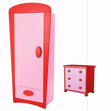 Cheap Pink Chest Of Drawers by Ikea Pink Mammut Wardrobe And Chest Of Drawers In Northwich Cheshire Gumtree