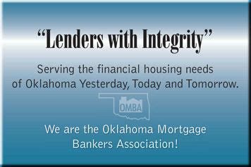 Mba Mortgage Brokers Association by Oklahoma Mortgage Bankers Association Oklahoma