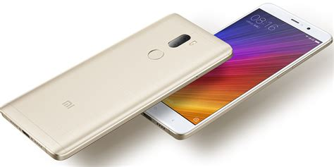 Xiaomi Mi 5s 64gb Silver xiaomi mi 5s and mi 5s plus announced