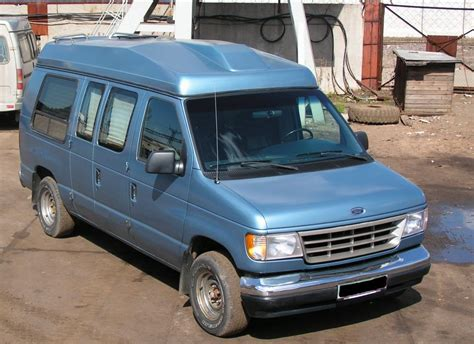 1992 ford econoline pictures 5cc gasoline fr or rr automatic for sale
